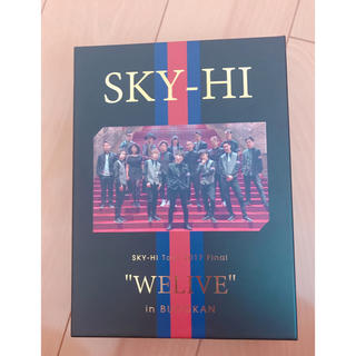 スカイハイ(SKYHi)のSKY-HI DVD(ミュージック)