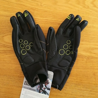 CRAFT WEATHER BIKE GLOVE M(ウエア)