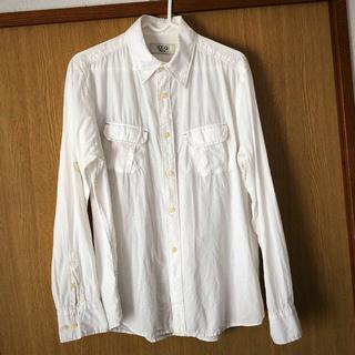 イッカ(ikka)のIKKAの、綿100のmen's長袖シャツ(シャツ)
