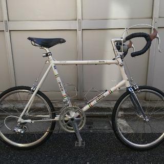 ジオス(GIOS)のgios antico フルカンパカスタム(自転車本体)