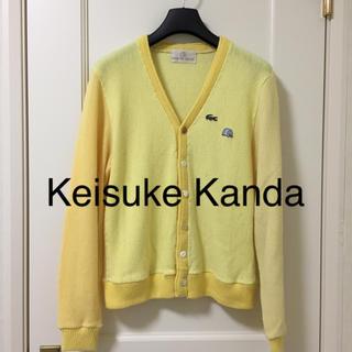 ケイスケカンダ(keisuke kanda)のKeisuke Kanda ケイスケカンダ カーディガン(カーディガン)