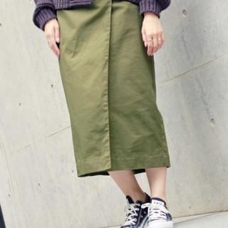 チャオパニックティピー(CIAOPANIC TYPY)の新品チャオパニックティピー ラップスカート(ロングスカート)