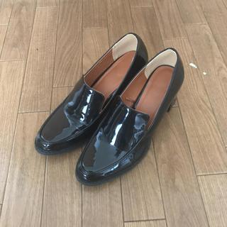 ジーユー(GU)のGU エナメルローファー(ローファー/革靴)