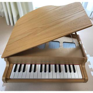 カワイ ミニピアノ 木目調  (ピアノ)