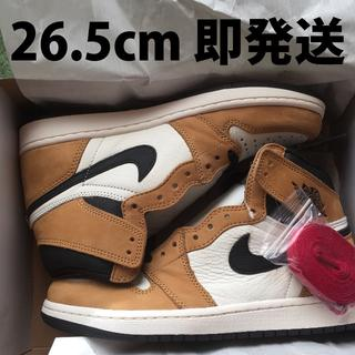 ナイキ(NIKE)の【26.5cm】 NIKE AIR JORDAN 1 RETRO HIGH OG(スニーカー)