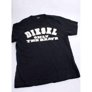 ディーゼル(DIESEL)のA-348 DIESEL ディーゼル ロゴTシャツM メンズ(Tシャツ/カットソー(半袖/袖なし))