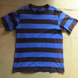 ナンバーナイン(NUMBER (N)INE)のナンバーナイン ボーダーtシャツ(Tシャツ/カットソー(半袖/袖なし))