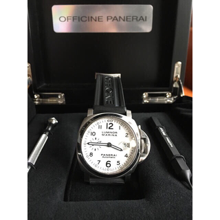 オフィチーネパネライ(OFFICINE PANERAI)のパネライ PANERAI ルミノールマリーナ(腕時計(アナログ))