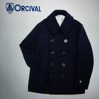 オーシバル(ORCIVAL)の☆ORCIVAL☆メルトンPコート(ピーコート)