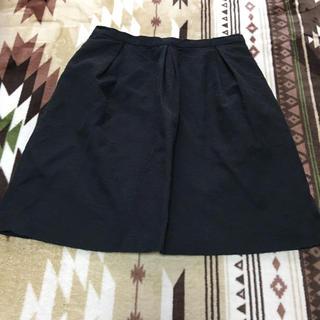 イッカ(ikka)の柄が可愛いスカート(ひざ丈スカート)