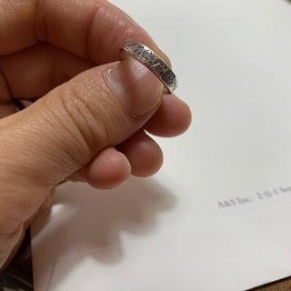 アガット(agete)のアガット  シルバーピンキー リング 5号(リング(指輪))