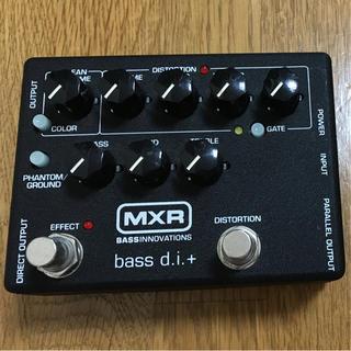 MXR M-80 bass di(ベースエフェクター)