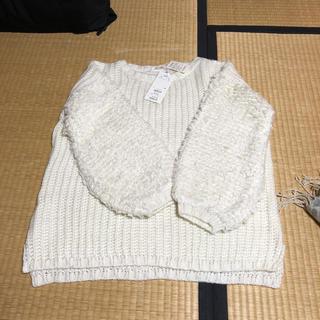 ザンパ(zampa)の新品未使用タグ付き ニット (ニット/セーター)