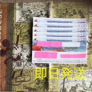 ハワイアンズチケット(5名様分)(プール)