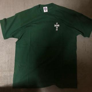 ドッグタウン(DOG TOWN)の希少90s USA製 DOGTOWN プリント Tシャツ(Tシャツ/カットソー(半袖/袖なし))
