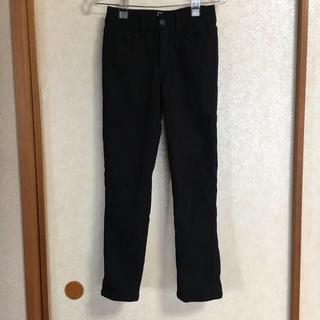 シマムラ(しまむら)のしまむら 裏地あったかパンツ ブラック 61センチ(カジュアルパンツ)