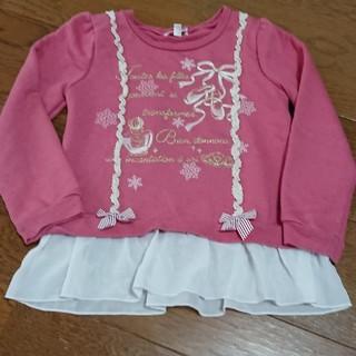 エニィファム(anyFAM)のanyFAM☆トレーナー☆120(Tシャツ/カットソー)