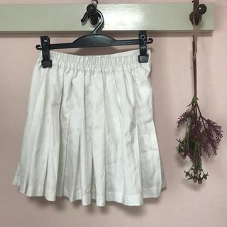 スピンズ(SPINNS)のプリーツスカート(ミニスカート)