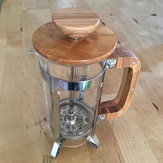 ハリオ(HARIO)のHARIO カフェプレス ウッド コーヒー&ティー(調理道具/製菓道具)