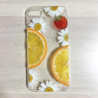 iPhone7/iPhone8ケース💙(スマホケース)