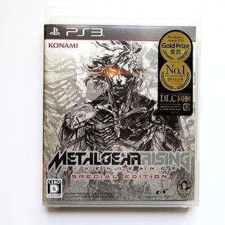 コナミ(KONAMI)のMETAL GEAR RISING [special edition](家庭用ゲームソフト)