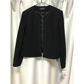 シマムラ(しまむら)の冠婚葬祭 ノーカラージャケット(礼服/喪服)