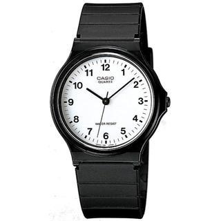 カシオ(CASIO)のCASIO 腕時計🍎スタンダード MQ-24-7BLLJF|激安 値引不可(腕時計(アナログ))