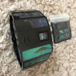 ニクソン(NIXON)のNixon レア 腕時計(腕時計(アナログ))