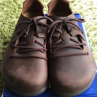 ビルケンシュトック(BIRKENSTOCK)のビルケンシュトック  モンタナ  40(ローファー/革靴)