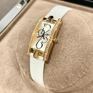 ハリーウィンストン(HARRY WINSTON)のHARRY WINSTON ハリーウィンストン アヴェニューCミニ ダイヤ(腕時計)