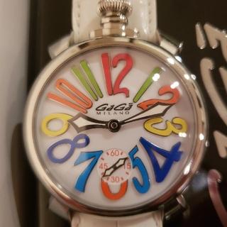 ガガミラノ(GaGa MILANO)の※専用  GaGa MILANO 5010.1S, SWISS製 (腕時計(アナログ))