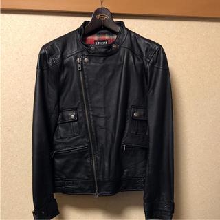 ニーキュウイチニーキュウゴーオム(291295=HOMME)の291295  ライダースジャケット レザージャケット(レザージャケット)