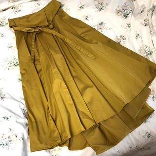 ノエラ(Noela)の未使用タグ付き◇noela テールカットロングスカート(ロングスカート)