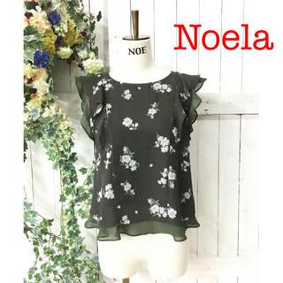 ノエラ(Noela)のNoelaオリジナル小花柄ブラウス(シャツ/ブラウス(半袖/袖なし))