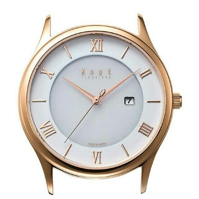 Knot/not(ノットノット)のKnot 腕時計 ソーラームーブメント レディースのファッション小物(腕時計)の商品写真