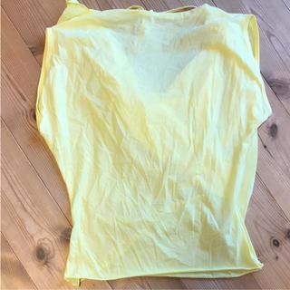 ザラ(ZARA)のZARA*背中あきTシャツ(Tシャツ(半袖/袖なし))