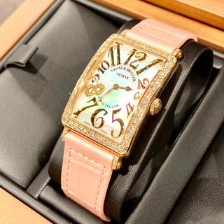 フランクミュラー(FRANCK MULLER)のFRANCKMULLER  ロングアイランド レリーフ 世界限定188本(腕時計)