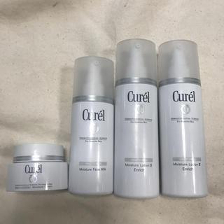 キュレル(Curel)の未使用 キュレル 美白 化粧水 乳液 クリーム エンリッチ(化粧水 / ローション)