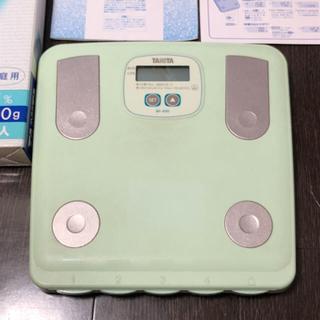 タニタ(TANITA)の【送料込】タニタ体脂肪計(体脂肪計)