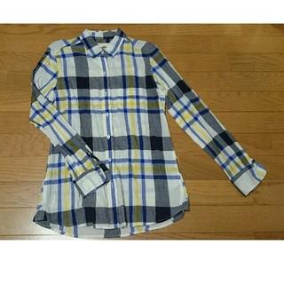 チャオパニックティピー(CIAOPANIC TYPY)のチャオパニック チェックシャツ(シャツ/ブラウス(長袖/七分))