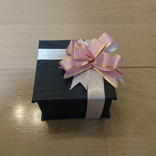 ジュエリーツツミ(JEWELRY TSUTSUMI)のTSUTSUMI 指輪ケース 空箱(ショップ袋)