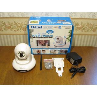 I-O DATA TS-WPTCAM 有線/無線LAN対応 ネットワークカメラ(防犯カメラ)