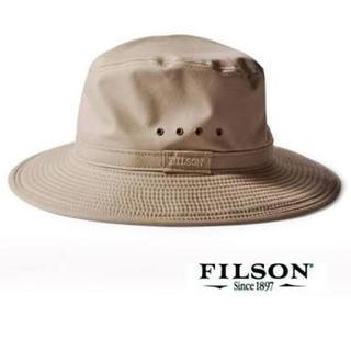 フィルソン(FILSON)のFILSON summer packer hat(ハット)
