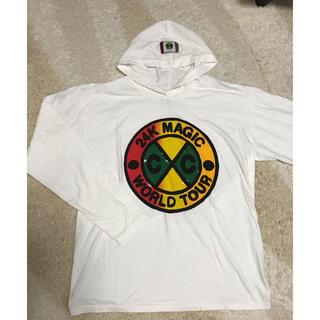 クロスカラーズ(CROSS COLOURS)のブルーノマーズ Tシャツ ロンT パーカー ハワイ クロスカラーズ(パーカー)