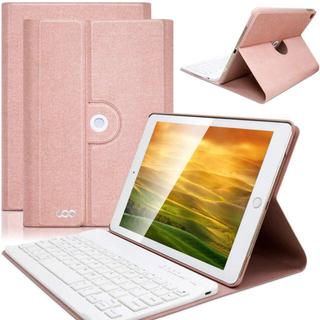 アップル(Apple)のiPad 9.7 キーボードケース 360度回転式(iPadケース)