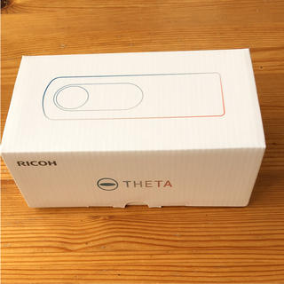 リコー(RICOH)のRICOH THETA SC ピンク リコー 360度カメラ(コンパクトデジタルカメラ)