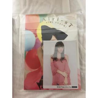 キュート(℃-ute)のAiri‐sT 鈴木愛理スタイルブック(女性タレント)