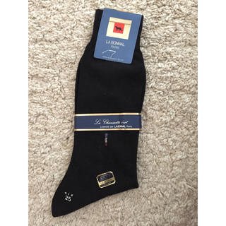ポロラルフローレン(POLO RALPH LAUREN)のブランド靴下25センチ メンズ(その他)