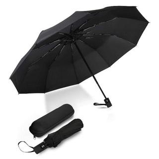 ☆新品未使用☆折りたたみ傘 自動開閉 丈夫な10本骨 (傘)