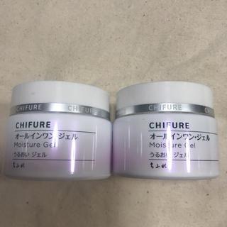 チフレ(ちふれ)の未使用 2個セット ちふれ オールインワンジェル(オールインワン化粧品)